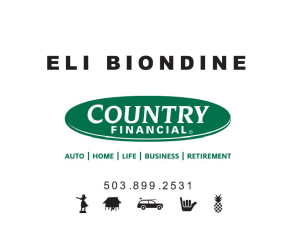 Eli Biondine - Country Financial