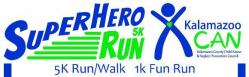 KCAN Super Hero 5K Run/Walk