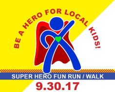 KCAN Super Hero 5K Run/Walk