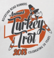 Rockford  Road Runners Thanksgiving Turkey Trot