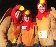 Rockford  Road Runners Virtual Thanksgiving Turkey Trot