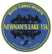 2017 Newnan's Lake 15k