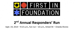 2nd Annual Responders' Run