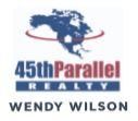 Wendy Wilson, Realtor