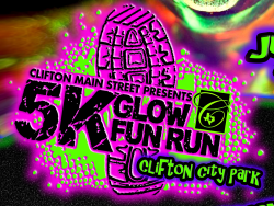 3rd Annual Clifton 5K Glow Run