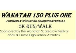 Wanatah 150 Plus one (Formerly the Wanatah sesquicentennial 5K Run/Walk)