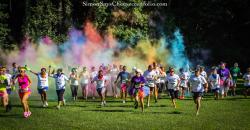 Lee County Rock-n-Color 5k