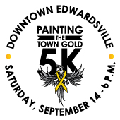 Painting the Town Gold 5K