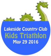 Lakeside Country Club Kid's Triathlon
