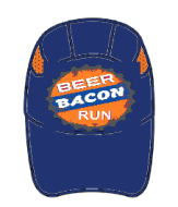 WILL RUN FOR BEER & Bacon