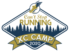 Can't Stop Running Co XC Camp 2021