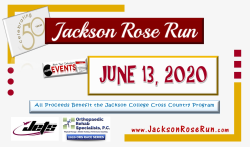 50th Annual Jackson ORS Rose Run