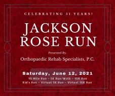 O.R.S. Jackson Rose Run ~ 51st Annual