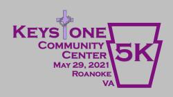 Keystone Community Center 5K-Virtual and Live Options