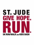 St. Jude Give Hope. Run. 5K