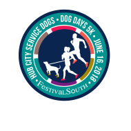 2018 Dog Days 5K and 2 Mile Walk at Festival South