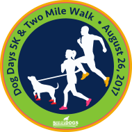 Dog Days 5K and 2 Mile Walk