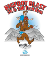The Bigfoot Blast 5K & 10K Trail Run
