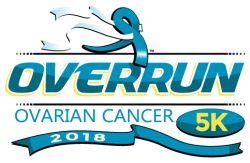 The OVERRUN Ovarian Cancer 5K Run/Walk and 1 Mile Teal Trail Walk