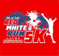 RED WHITE & RUN
