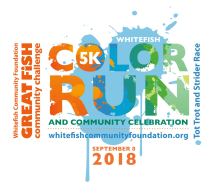 Great Fish Community Challenge 5K Color Run