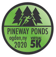 *VIRTUAL* Pineway Ponds Park 5K & Family Mile