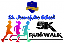 "St Joan of Arc ""Run For the Future"" 5K Run/Walk"