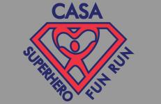 2015 CASA Superhero Fun Run