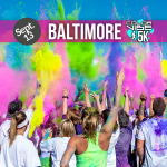 Color Vibe 5K: Baltimore, MD