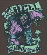 Run Thru Hell Halloween