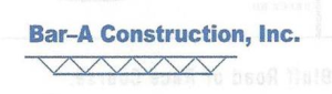 Bar-A Construction