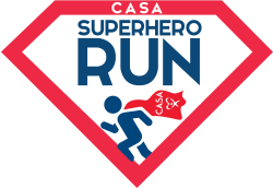 CASA Superhero 5k and Kids 1 Mile (Virtual)