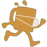 Scott Coffee Moorestown Rotary 8K Logo