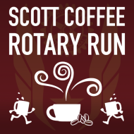 Scott Coffee Moorestown Rotary 8K Race
