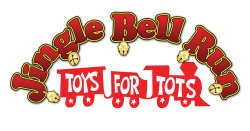 Jingle Bell Run for Toys for Tots