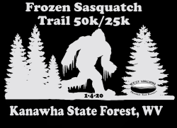 Frozen Sasquatch Trail 50k/25k