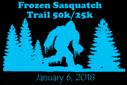 Frozen Sasquatch Trail 50k/25k