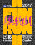 RCA Father's Day Fun Run