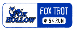 "The Fox Hollow ""Fox Trot"" 5k presented by MedTalents, Inc."