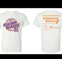 20th Annual Kalajainen Klassic 5K Race and Virtual Race