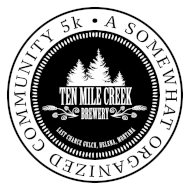 Ten Mile Creek Brewery 5k