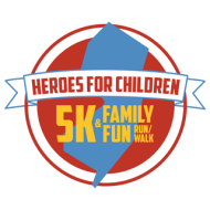 5th Annual Heroes for Children 5K Run and Family Fun Run/Walk