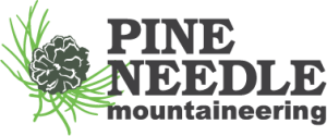 Pine Needle Mountaineering