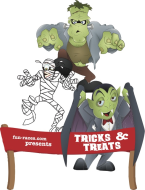 Halloween Tricks and Treats 5K / 2.5K Run/Walk