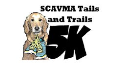 SCAVMA Tails & Trails 5k