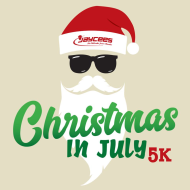 """CHRISTMAS IN JULY"" 5K RUN/WALK"