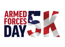 Virtual Armed Forces Day 5K Run/Walk