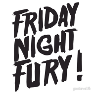 Friday Night Fury South (1600m)