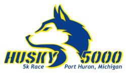HUSKY 5OOO PARADE RACE