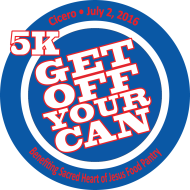 Get Off Your Can 5K Run/Walk